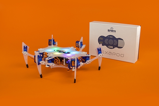 experiential and project-based robotics